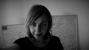 El selfie que Beatriz García Guirado dedica a ABC Cultural