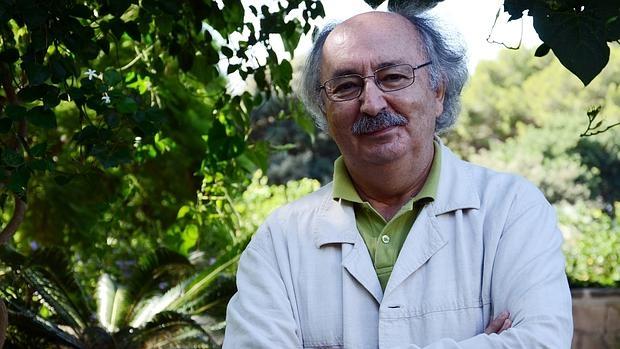 El poeta Antonio Colinas