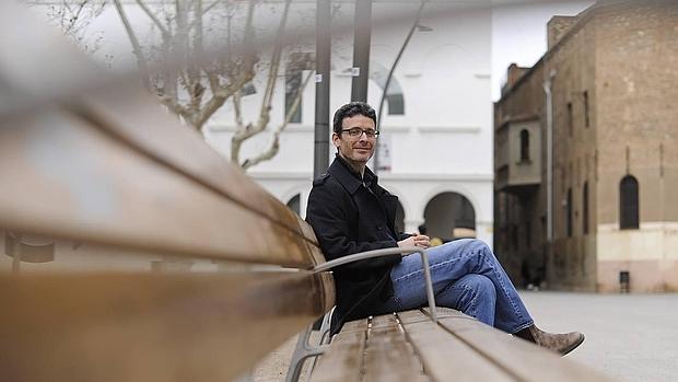 Carlos Fraenkel fotografiado en una reciente visita a Barcelona