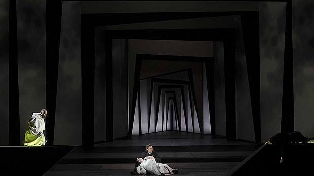 «La forza del destino», de Verdi, basada en «Don Álvaro o la fuerza del sino», en montaje de Z. Mehta