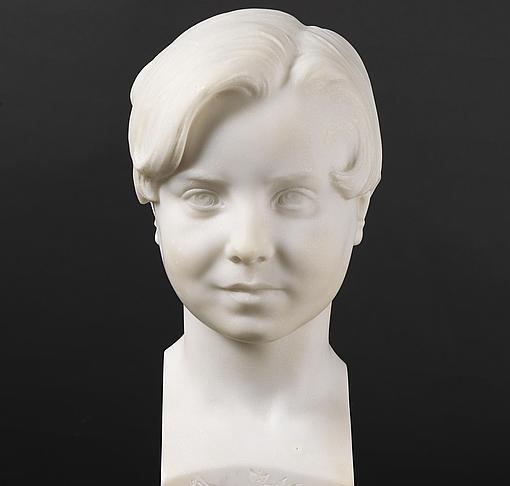 «Miguelito», 1919, de Miguel Blay