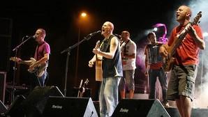 Concierto de Celtas Cortos en Toledo en 2009