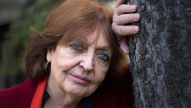 La escritora Cristina Fernández-Cubas