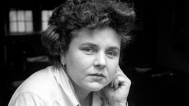 La autora estadounidense Elizabeth Bishop