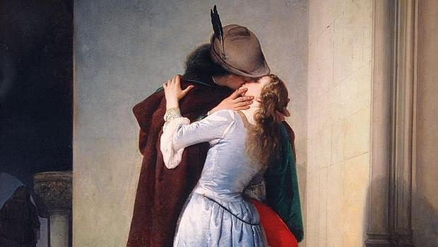 Los mejores besos de la historia del arte - Cuadros de besos ...