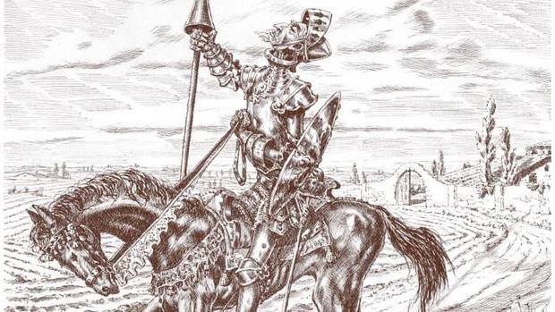 Portada del Quijote traducido al romaní