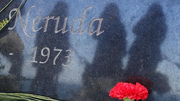 Tumba de Pablo Neruda en Isla Negra