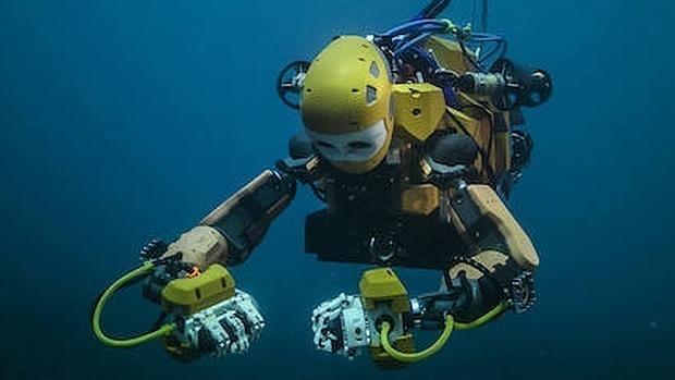 Un robot probado en Francia abre nuevas fronteras para la arqueología subacuática