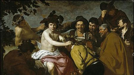 Los borrachos», de Velázquez