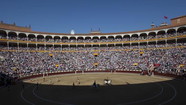 La Monumental de las Ventas, llena hasta la bandera