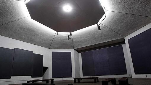 Capilla Rothko en la Menil Collection de Houston