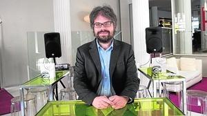 Sergio del Molino, autor de «La España vacía»