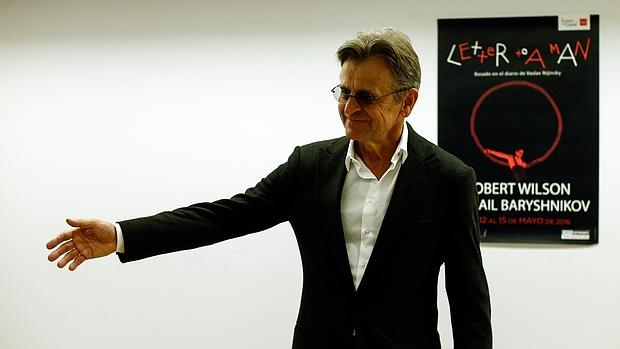 Mikhail Baryshnivov, en los Teatros del Canal de Madrid