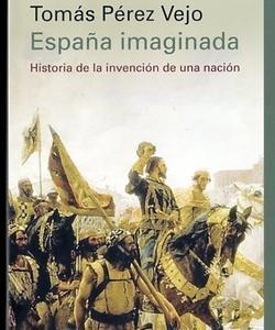 Portada del libro de Tomás Pérez Vejo