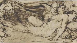 La Galería de los Uffizi incorpora 77 obras a su colección de dibujo español