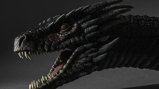 Cabeza del dragón Drogon de «Juego de Tronos»