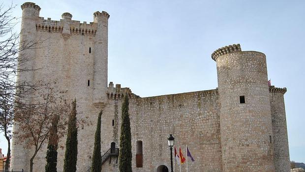 Castillo de la localidad alcarreña de Torija