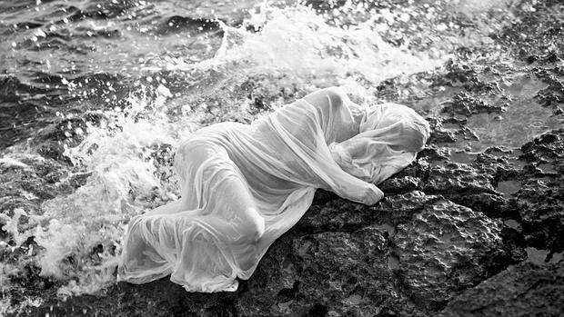 Imagen de la serie «De la orilla al horizonte», de Marta Pujades