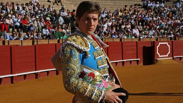 Juan Leal, el tercer confirmante de San Isidro