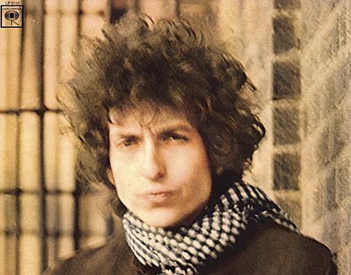 Portada del álbum «Blonde on Blonde» de Bob Dylan