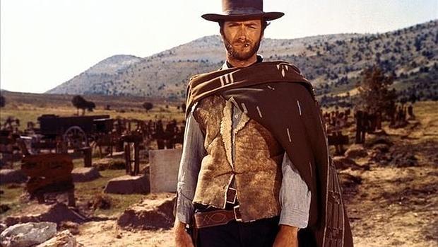 Clint Eastwood, en la película «El bueno, el feo y el malo»