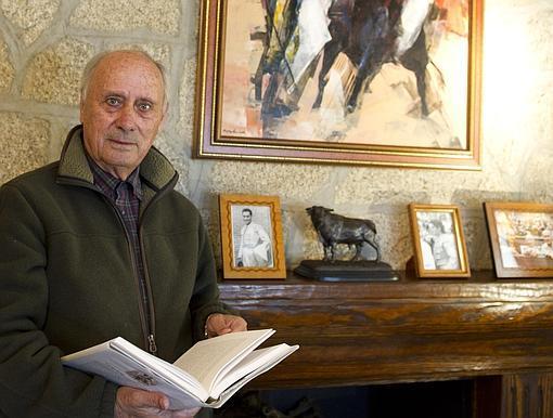 José Luis Lozano, un enamorado de los los toros y de la lectura