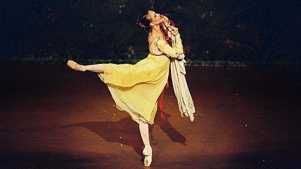 Alicia Amatriaín, en «Romeo y Julieta»