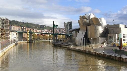 Vistas del Museo Guggenheim