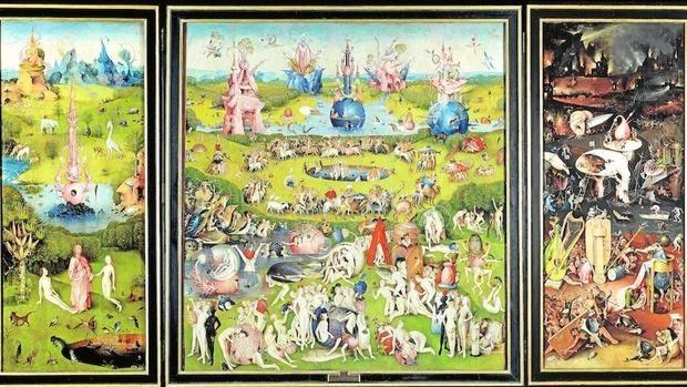 El bosco cinco siglos no bastan para descifrarlo - El bosco el jardin de las delicias ...