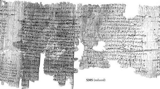 Los papiros traducidos tienen 1.700 años