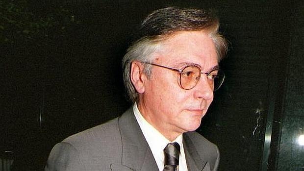 Fotografía de archivo, tomada el 3 de agosto de 1995, del ex diplomático español Francisco Paesa