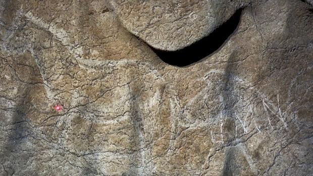Resultado de imagen de cuevas de atxurra bisontes
