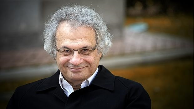El escritor Amin Maalouf