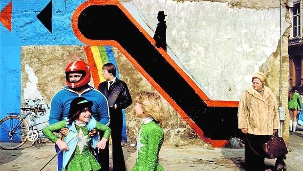 Foto de la colección Motelay, de la muestra «Transiciones, en el Círculo de Bellas Artes