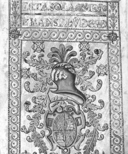 Escudo de los Lubián