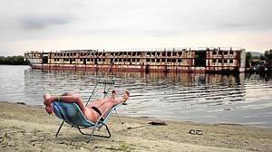 El Danubio según C. Guadarrama