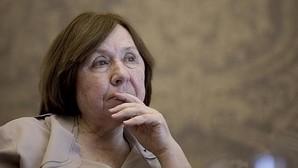 La escritora bielorrusa Svetlana Alexiévich