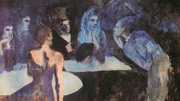 «Las bodas de Pierrette», de Picasso, una de las obras «escondidas» en Ginebra