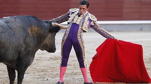 Alberto Aguilar, muy dispuesto a izquierdas