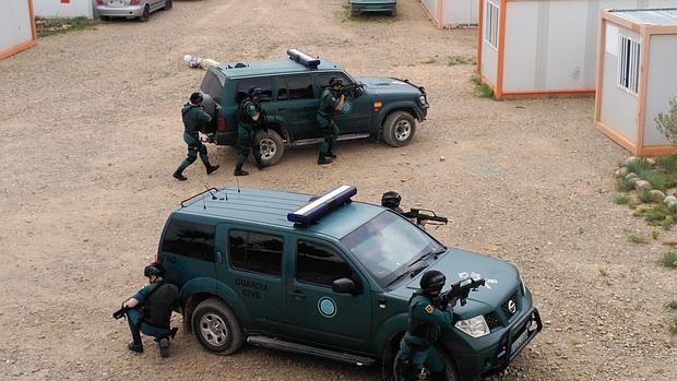 Así es el grupo de élite de la Guardia Civil contra el terrorismo yihadista