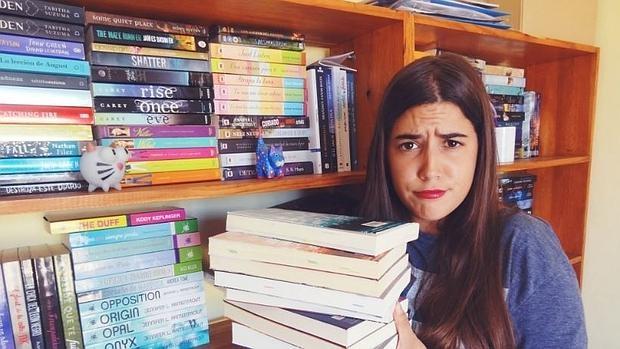 May R. Ayamonte es una de las booktubers españolas con más proyección en Youtube
