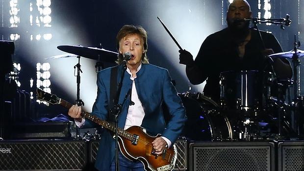 Paul McCartney abre el cofre de los tesoros de una música inmortal