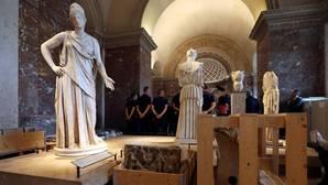 El cierre por las inundaciones deja en el Louvre 1,5 millones de pérdidas y 120.000 visitantes menos