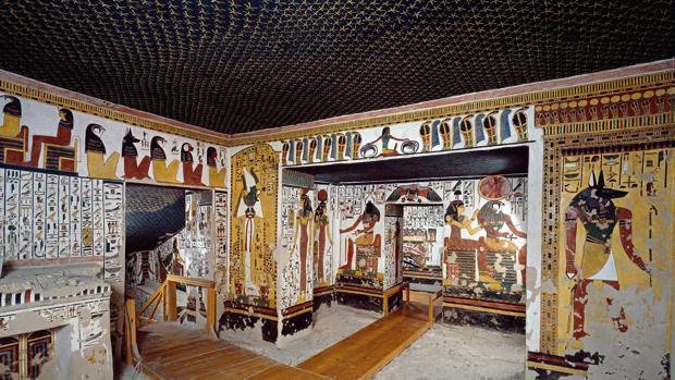 Egipto planea reabrir las tumbas de nefertari y seti i a 100 euros la entrada - Coches por 100 euros al mes sin entrada ...