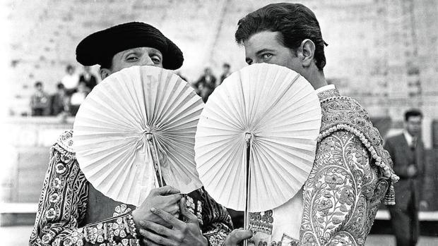 «Toreros», fotografía de Juana Biarnés
