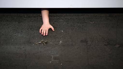«Ascenseur», de la performer brasileña Laura Lima