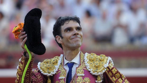 José Tomás, en 2012, en Huelva