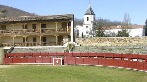 Plaza de toros de Béjar, la más antigua de España