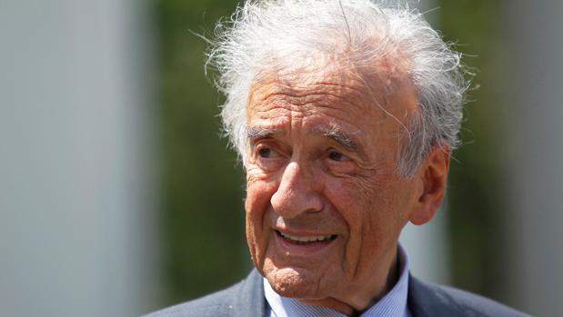 Elie Wiesel, en 2010