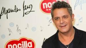 Alejandro Sanz actuará en Madrid el 5 de diciembre